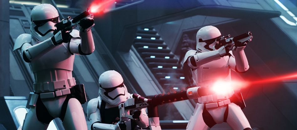 """""""Star Wars - Das Erwachen der Macht"""": Episode Nummer Sicher"""