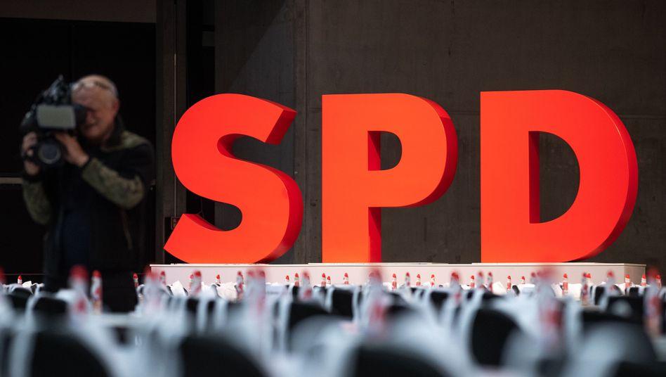 Wird der Parteitag ein Aufbruch? Darauf hofft die neue SPD-Führungsspitze