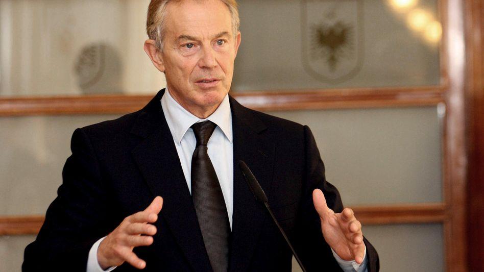 "Ex-Premier Tony Blair: ""Fehler in der Planung"""