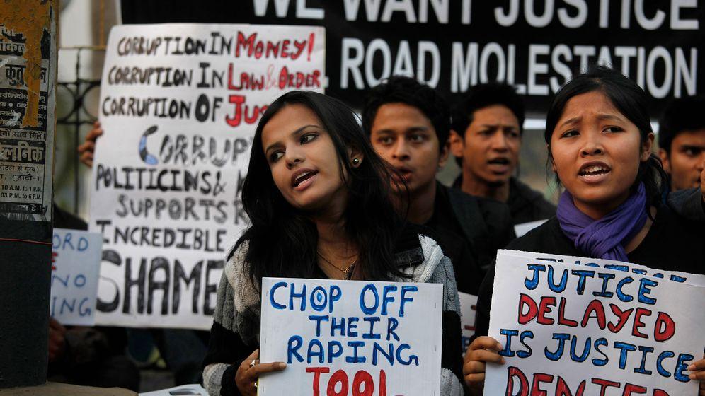 Prozess in Neu-Delhi: Eine Vergewaltigung empört Indien