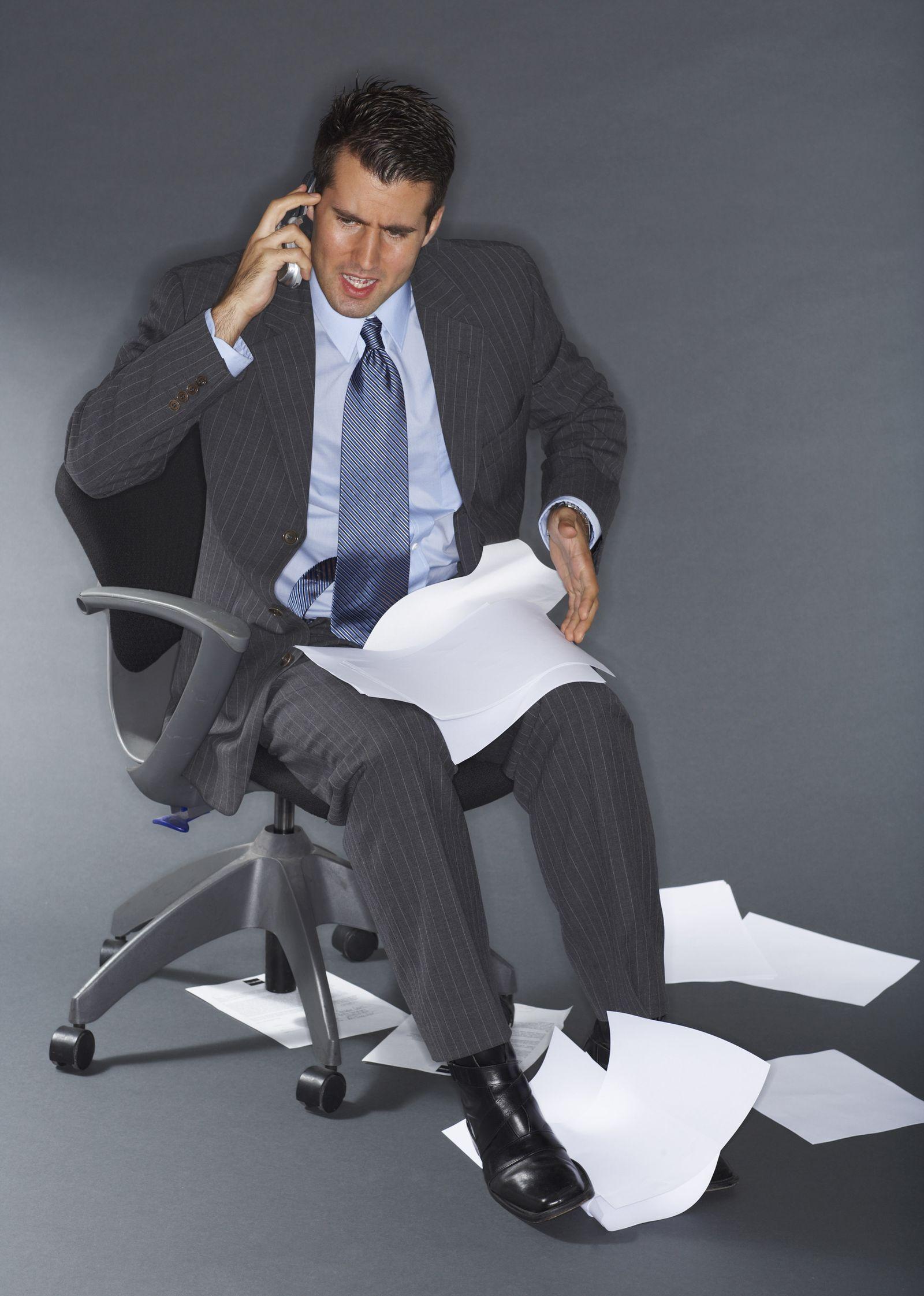 NICHT MEHR VERWENDEN! - Manager / Stress