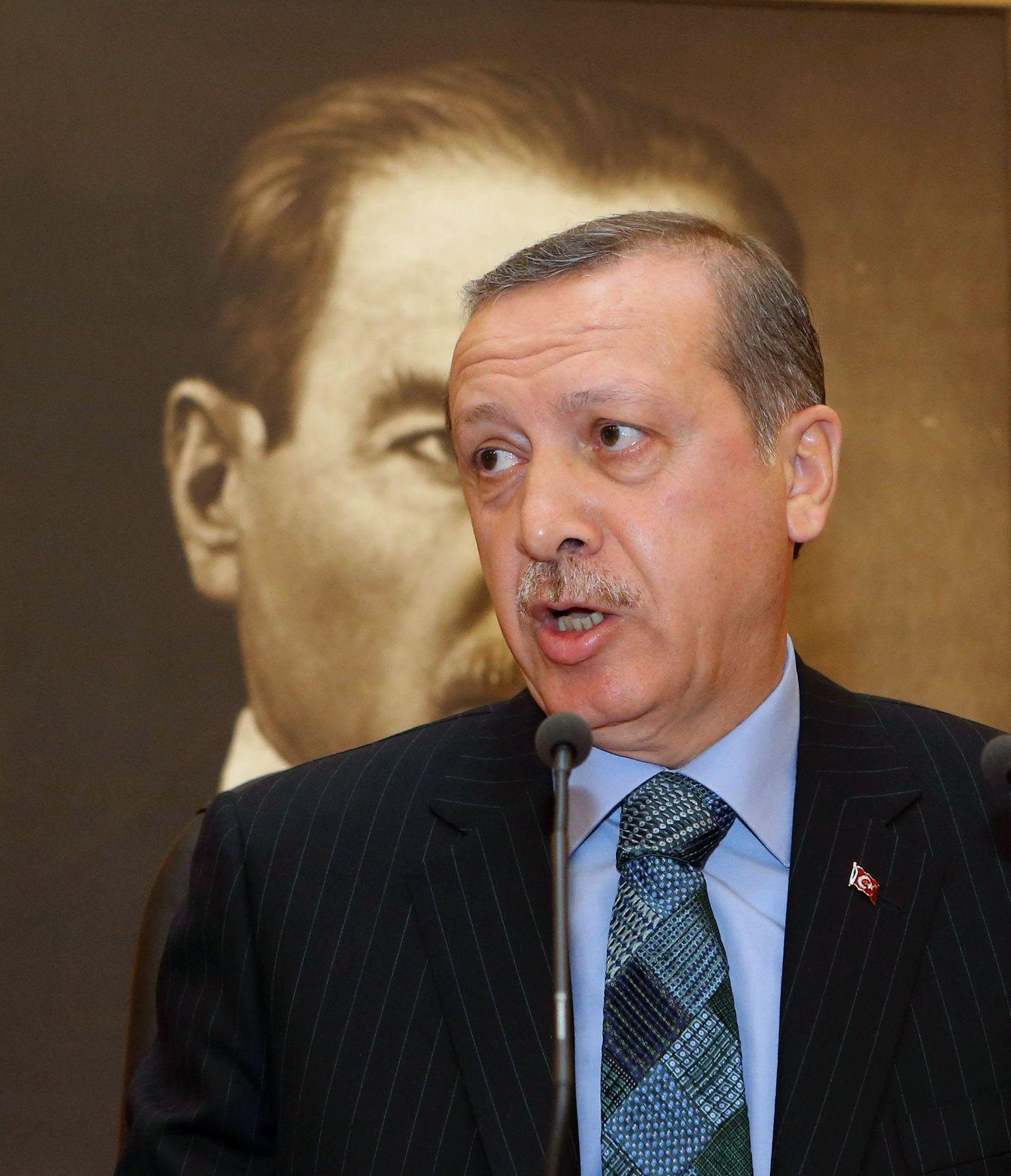 Turkey Protest / Erdogan