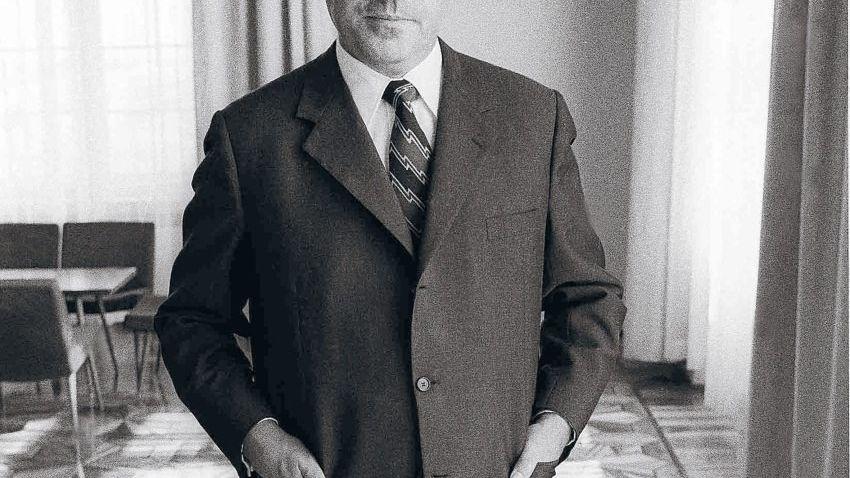Ministerpräsident Kohl 1972 Aura der Selbstgewissheit