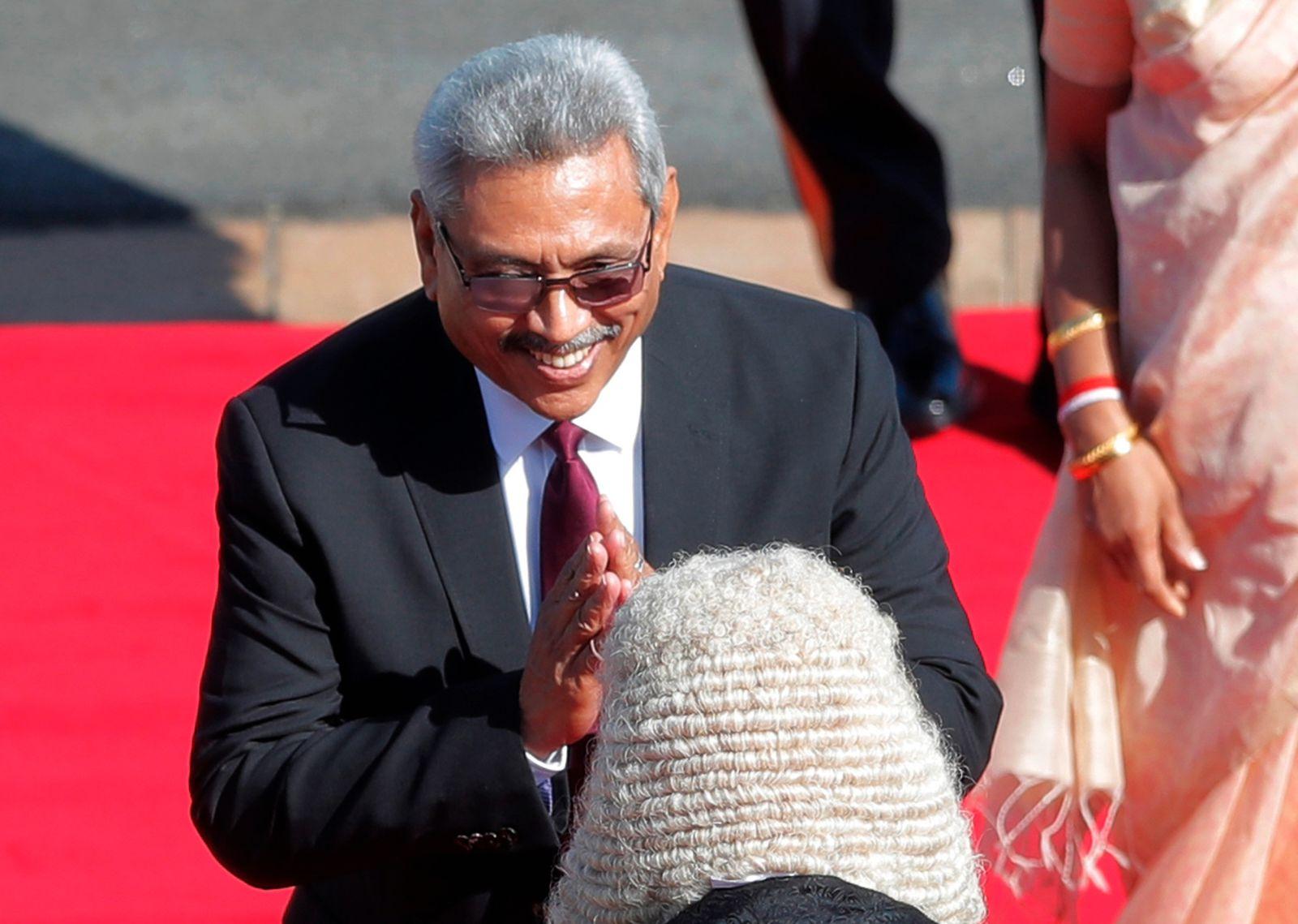 Sri Lanka Parliament Dissolved