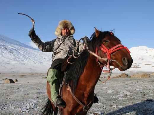 Tian-Shan-Gebirge: Im Norden der Seidenstraße
