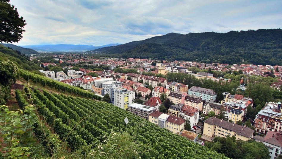 Freiburg im Breisgau: Höchster Wohnkostenanteil in Deutschland