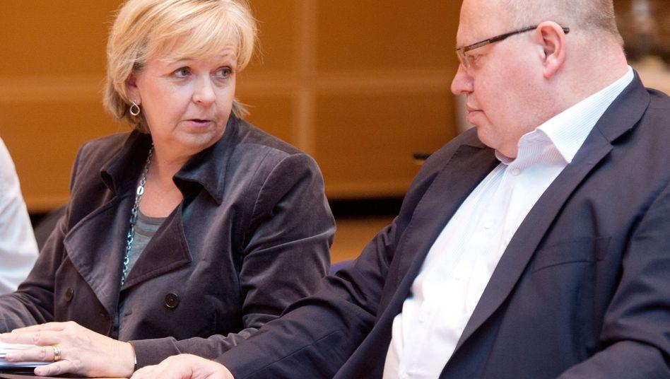 Chefverhandler Kraft, Altmaier: Wo geht es hin mit der Energiewende?