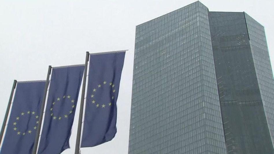EZB-Zentrale in Frankfurt: Schärfere Vorgaben für griechische Banken