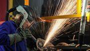 Deutsche Industrie wächst kräftig - noch