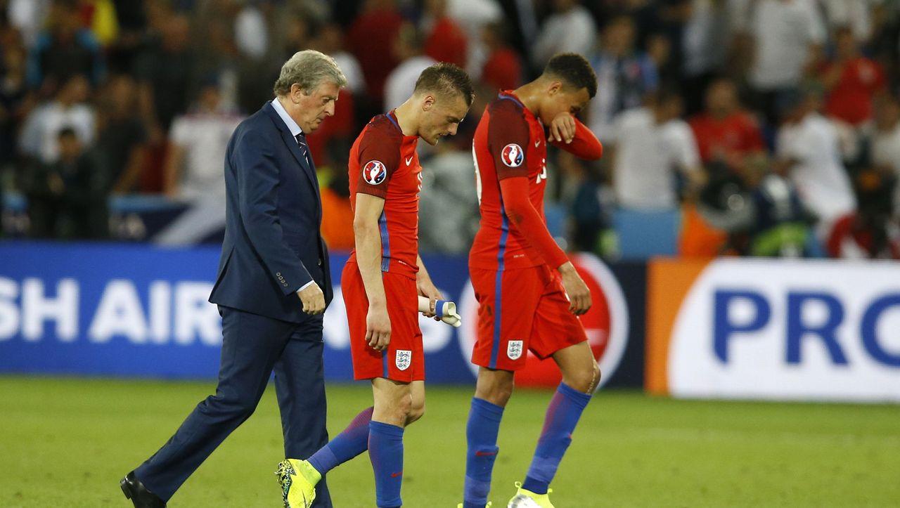 England Vs Slowakei