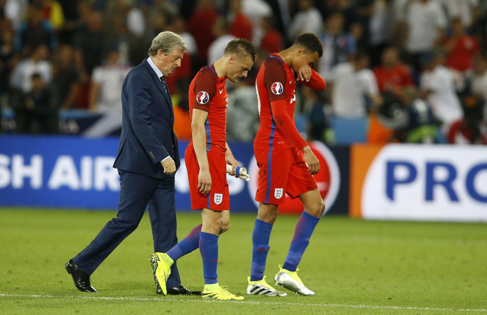 Soccer Euro 2016 Slovakia England