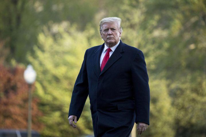 US-Präsident Donald Trump setzt auf einen harten Umgang mit Kuba