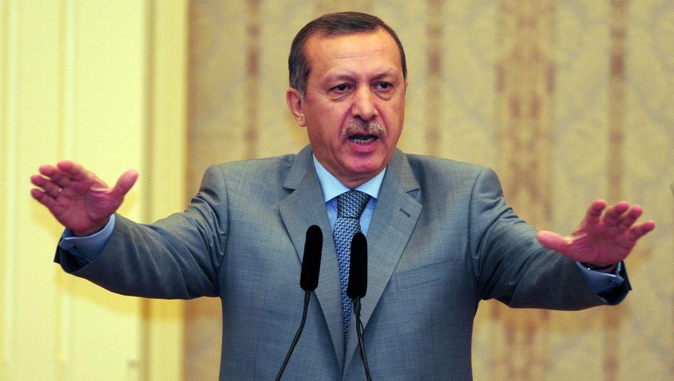Türkeis Premier Erdogan: Scharfe Kritik an Israel