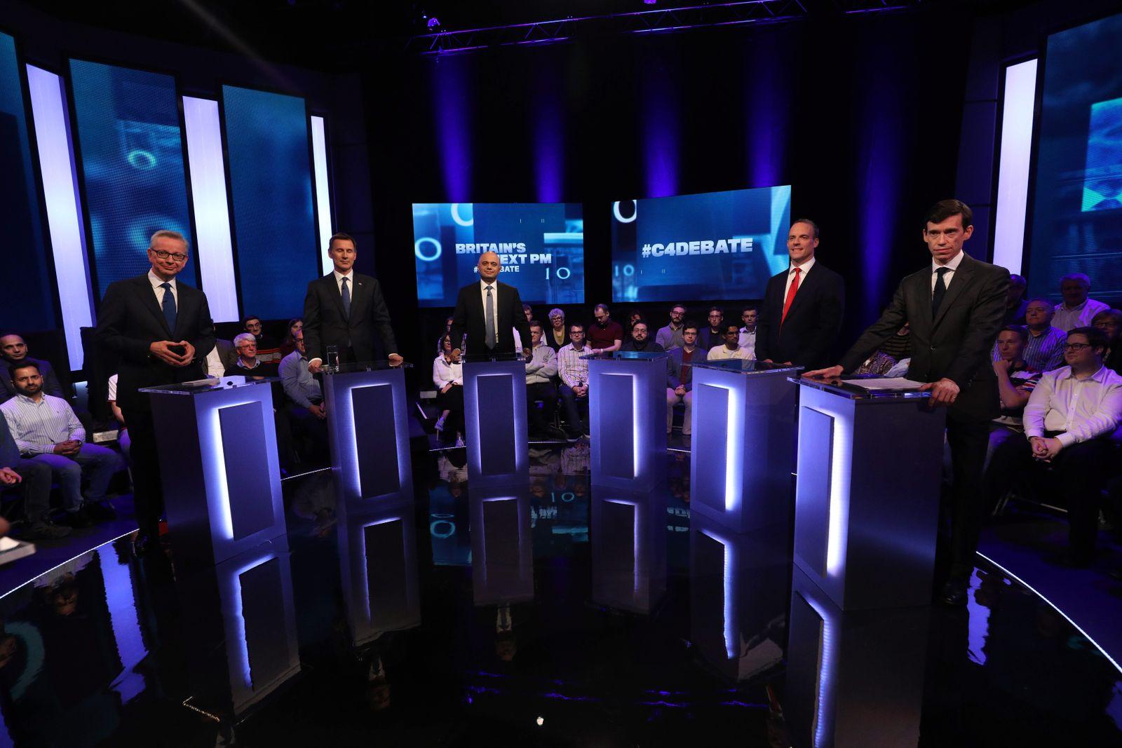 Tories Debatte
