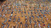 Brasilien meldet zweitmeiste Infektionen weltweit