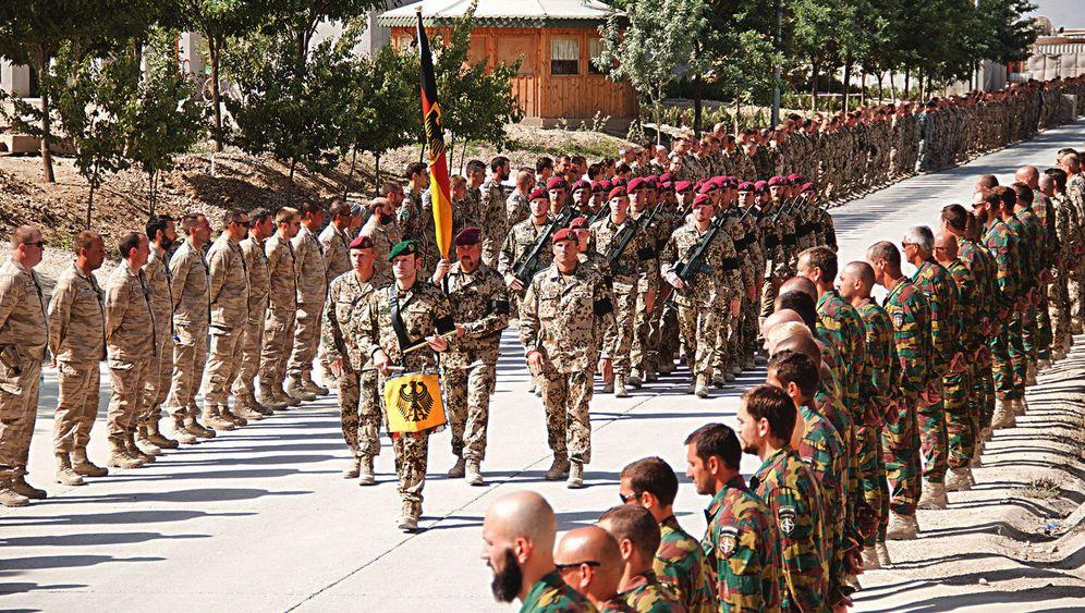Afghanistan: Deutsche Soldaten sterben bei Taliban-Attacke