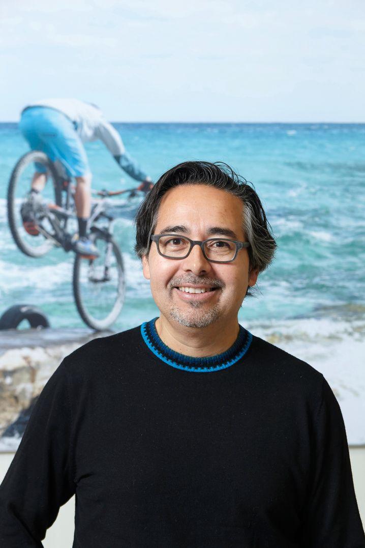Rose Bikes Schweiz-Gründer Carlos Friedrich