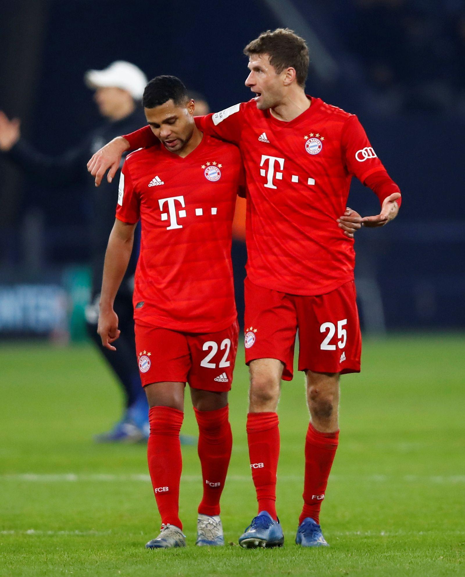 DFB Cup - Schalke 04 v Bayern Munich