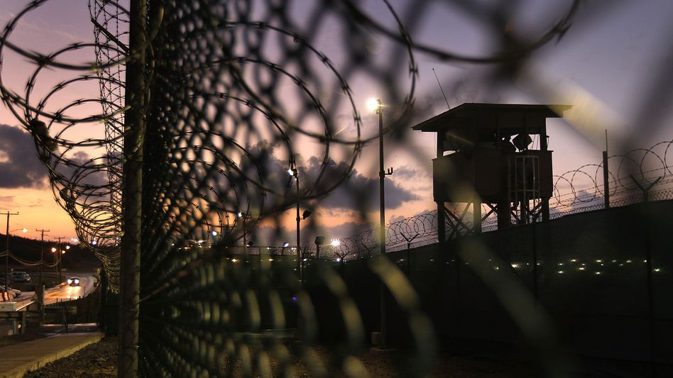 Germany said on Wednesday that it would take two inmates from the US prison at Guantanamo Bay.