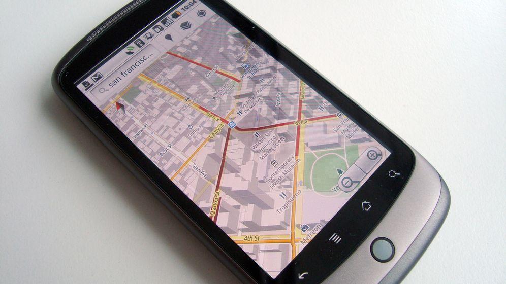 3-D-Ansicht und Offline-Modus: Google Maps 5 für Android