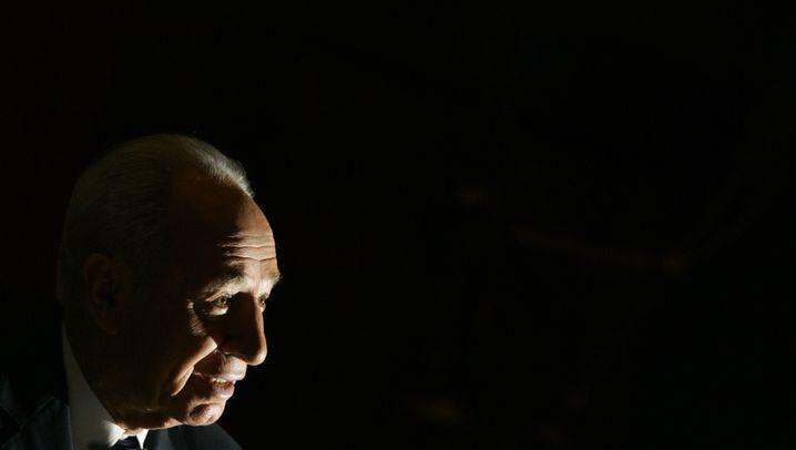 Shimon Peres: Wehrhafter Visionär
