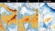 Frische Luft am Ganges