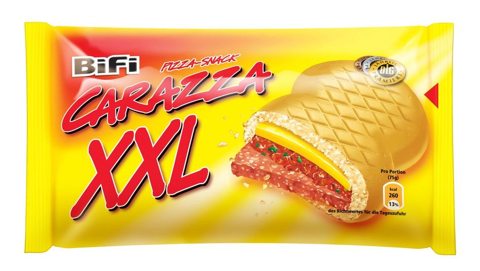Bifi-Ableger Carazza: 15 verschiedene Produkte