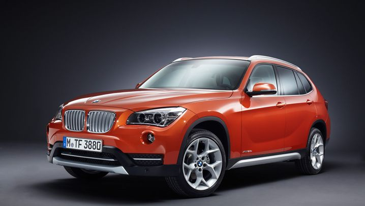 Fahrbericht BMW X1 sDrive 16d: Es hat sich ausgeklappert