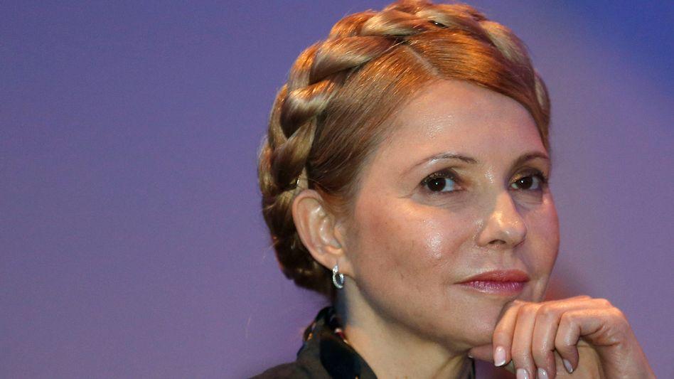 Politikerin Timoschenko in Dublin: Ärztliche Behandlung in Berlin