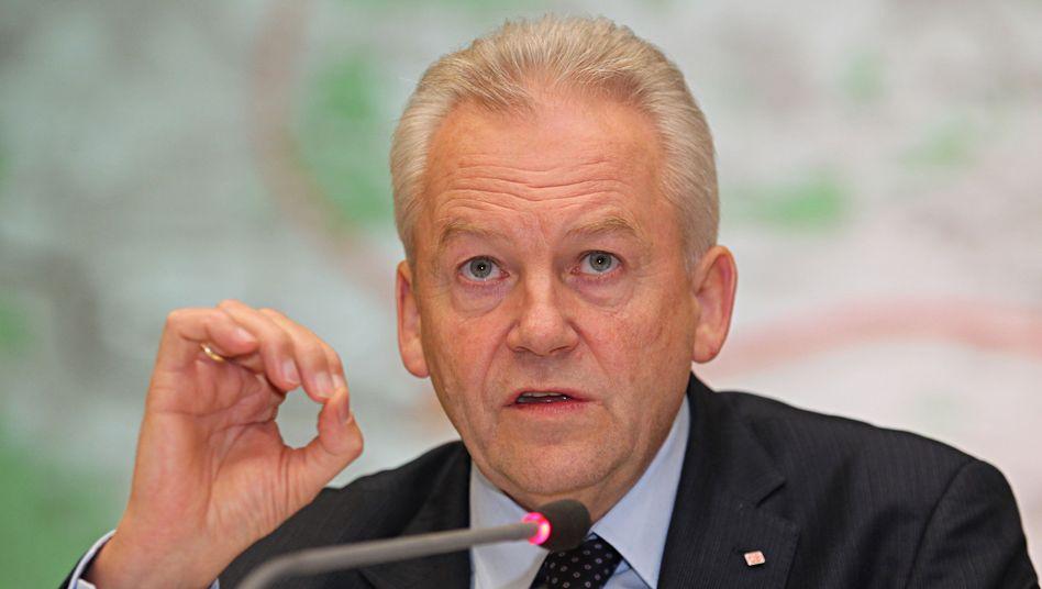 "Bahnchef Grube: ""Wir machen da keinen Blödsinn"""