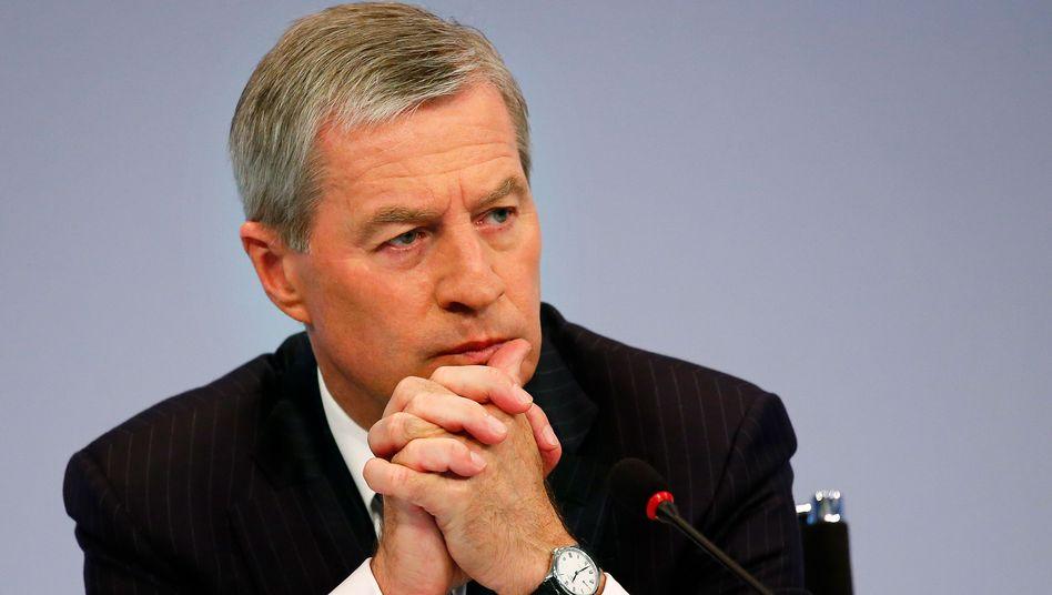 Im Visier der Staatsanwaltschaft: Deutsche-Bank-Chef Fitschen