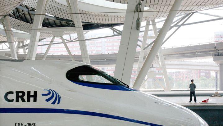 Von Shanghai nach Wuxi
