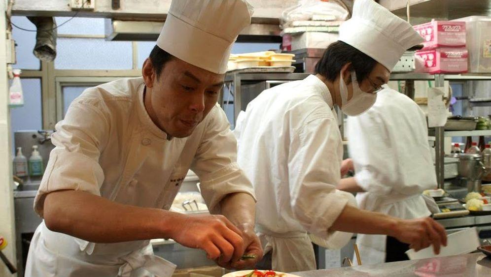 Japan: Curry-Palast in Tokio