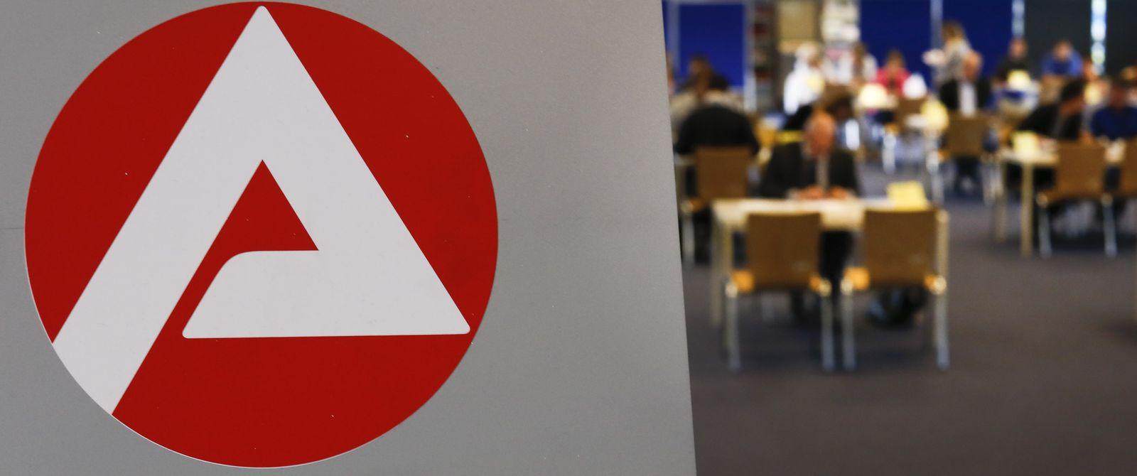 NICHT VERWENDEN Bundesagentur / Jobcenter Logo