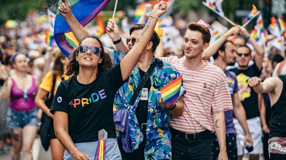 CSD in Montreal: Kanada ist die Nummer eins, wenn es um LGBTQ+-Rechte geht