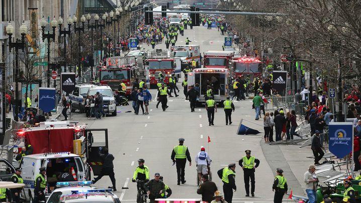 Boston-Marathon: Der Tag nach dem Anschlag