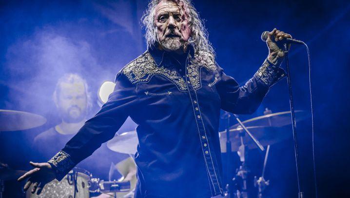 Led-Zeppelin-Sänger Robert Plant: Goldlöckchen und der Heavy Metal