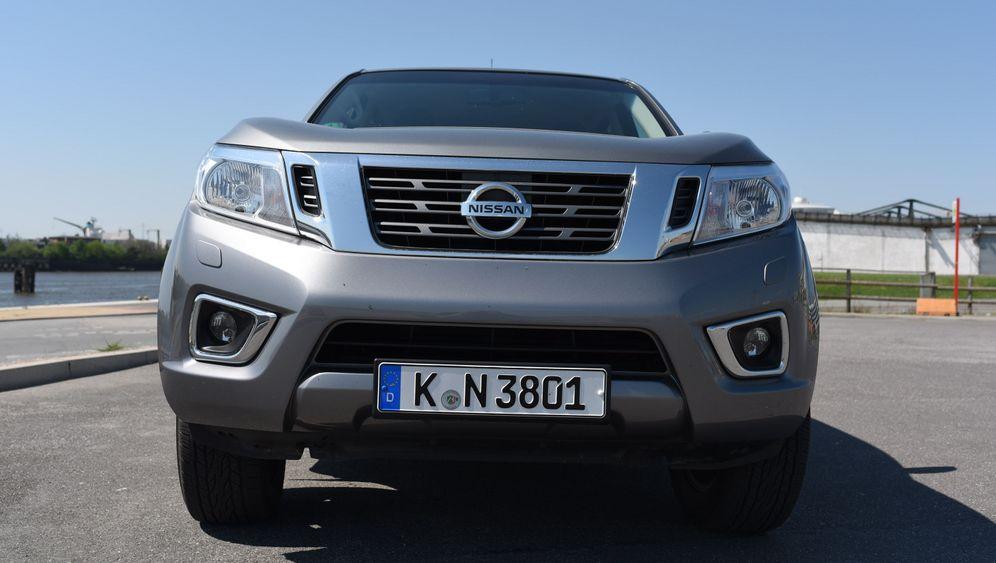 Nissan Navara NV 300: Einer für alles