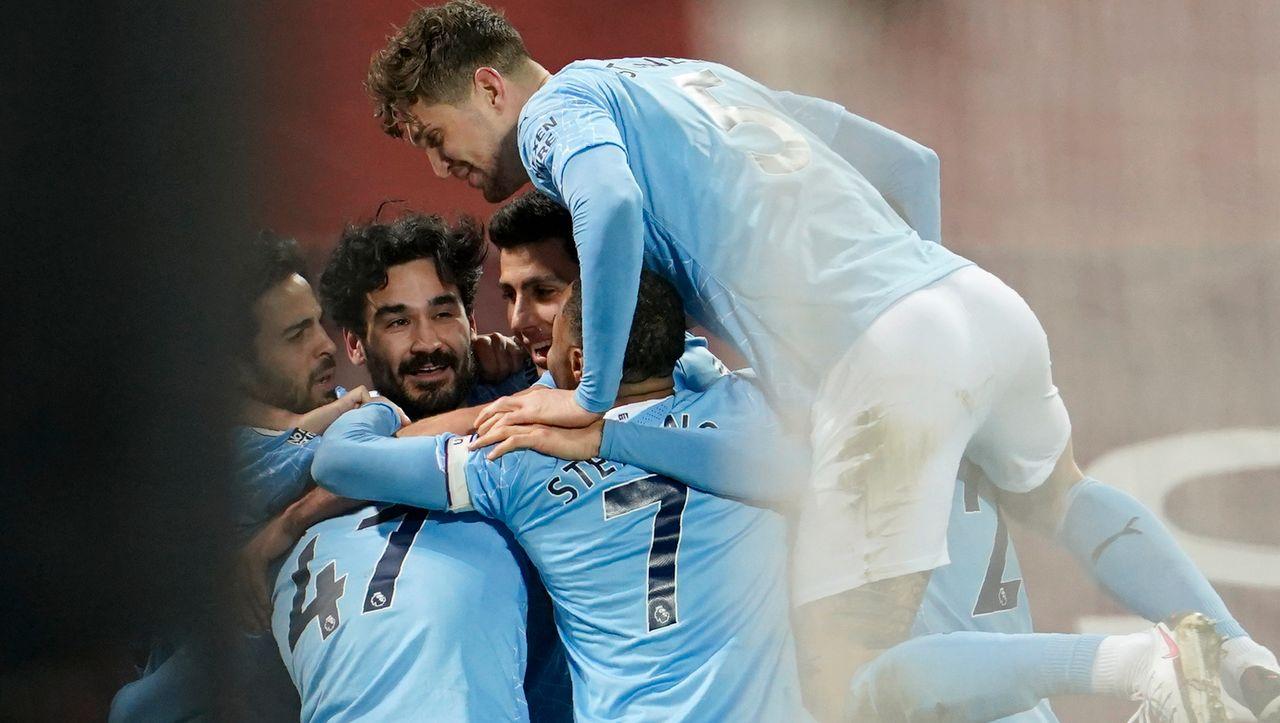 Manchester City siegt beim FC Liverpool: Sie können alles – außer Elfer - DER SPIEGEL