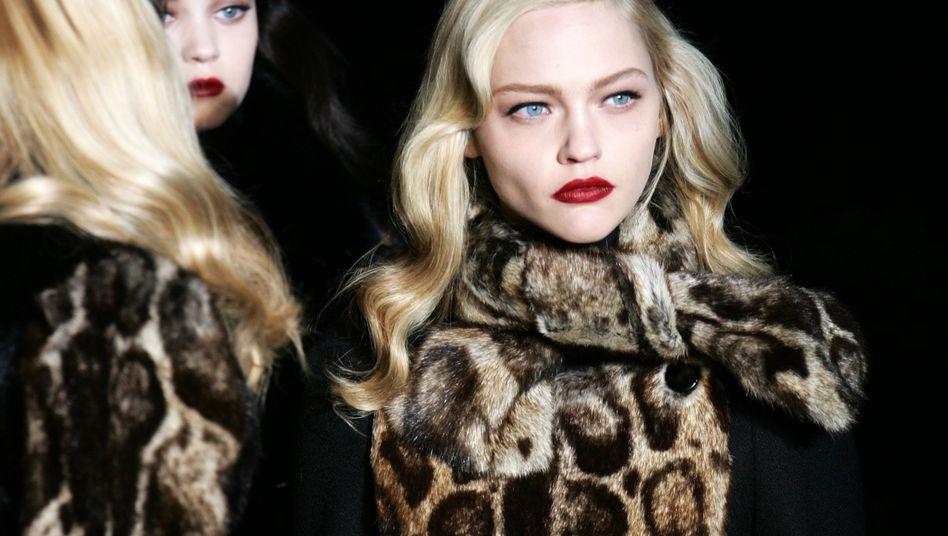Gucci-Mode aus dem Jahr 2008