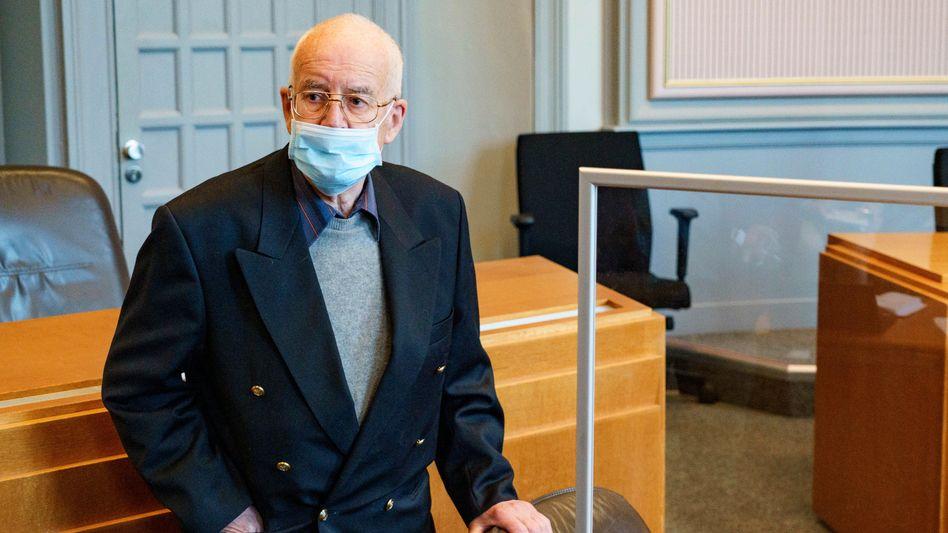 Angeklagter F. im Landgericht Kiel: »Es standen Dinge im Fokus, die im Privaten stattgefunden haben«