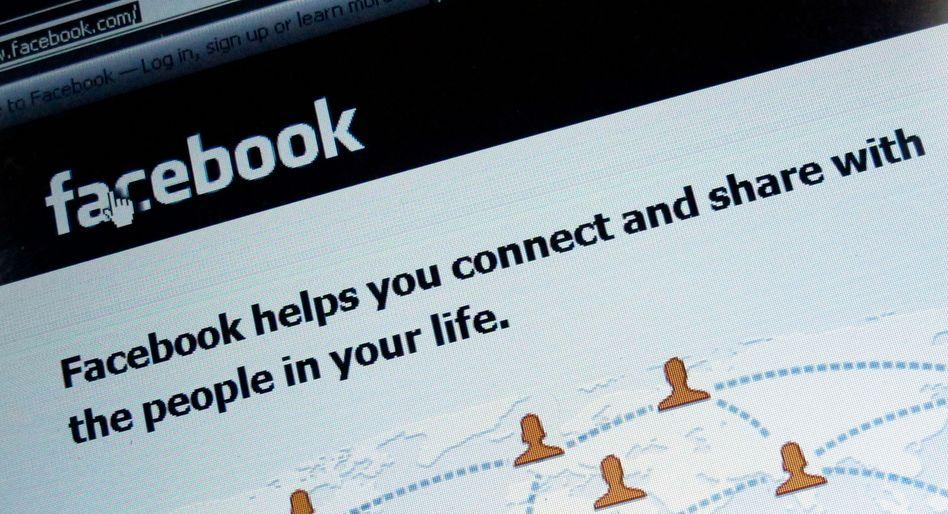 Facebook-Website: Börsenprospekt vorgelegt