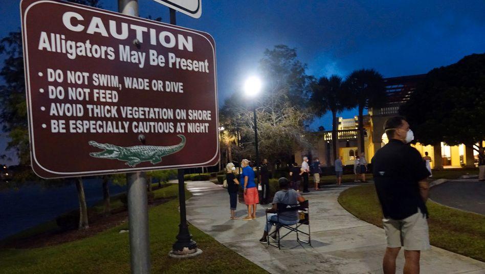 Diese Warnung sollten Wähler in Florida wirklich ernst nehmen