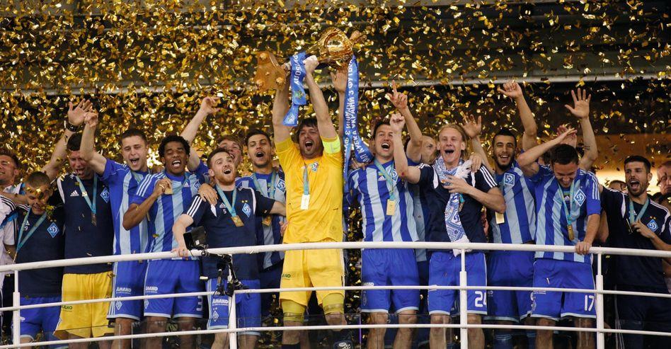 Dynamo Kiew, ukrainischer Pokalsieger 2015