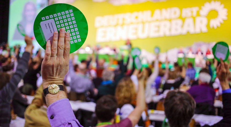 """Bundesparteitag der Grünen: """"Nur durch Umverteilung ist mehr Gerechtigkeit möglich"""""""