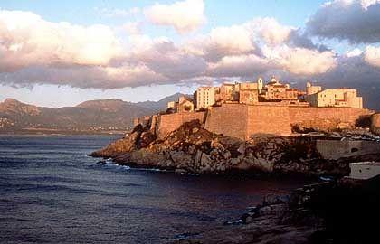 Calvi - die stolze Hauptstadt der Balagne