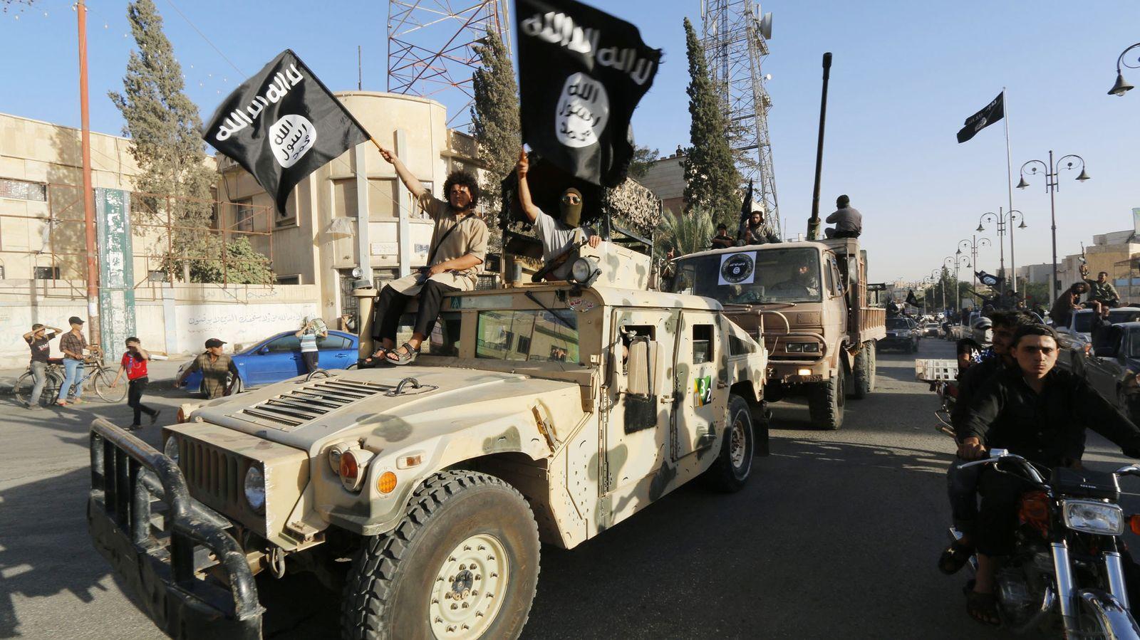 Islamischer Staat / ISIS / ISIL