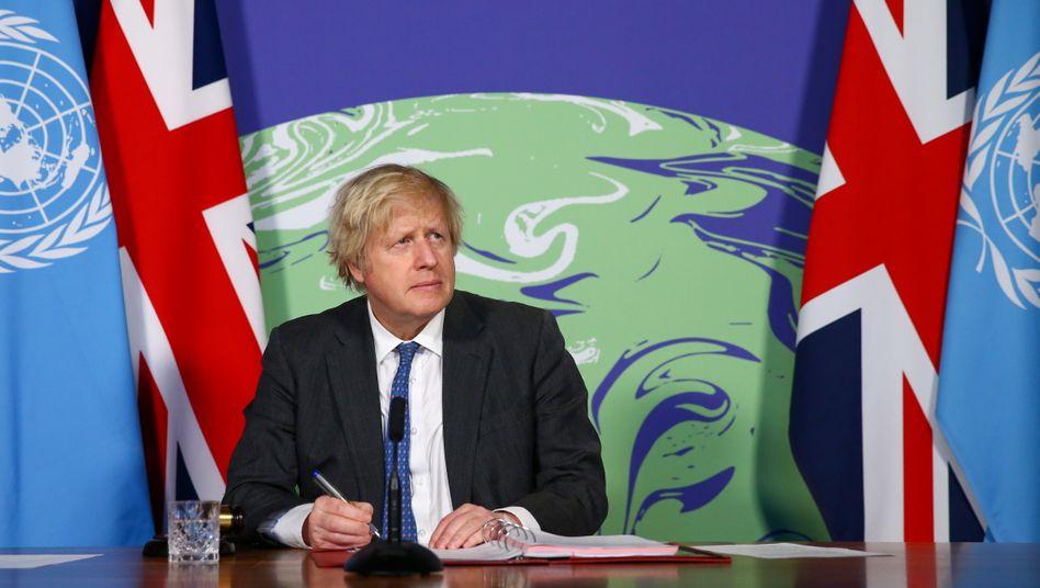 Boris Johnson: »Das Vereinigte Königreich hat ein neues Kapitel in seiner Geschichte begonnen«