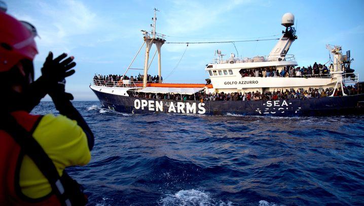 Mittelmeermigration: Kampf um die richtige Hilfe