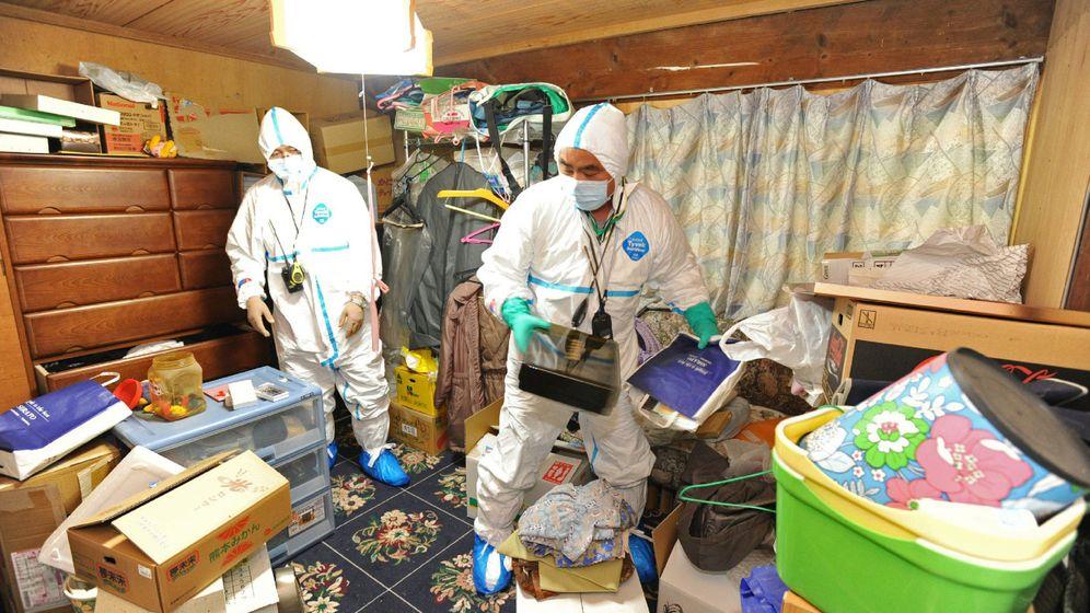 Fukushima: Besuch in der Sperrzone